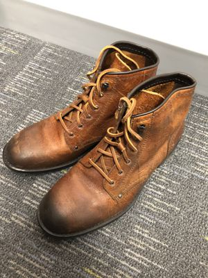 Cole Haan Men's Boots Size 9.5M Brown/Tan with Grand OS cushioning for Sale in Boston, MA