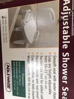 Adjustable Shower Seat for Sale in Mifflinburg,  PA