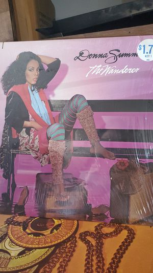 Donna summer the wanderer brand new never open for Sale in Chicopee, MA