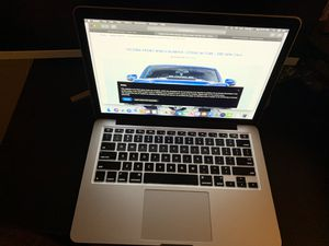 MacBook Pro (Retina, 13-inch, mid 2014 for Sale in Dallas, TX