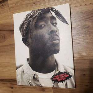 2pac book for Sale in Phoenix, AZ