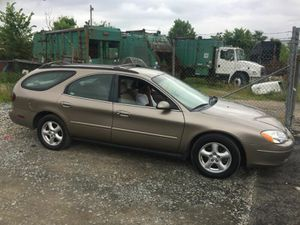 2003 Ford Taurus Wagon 150k miles runs and drives!!! for Sale in Camp Springs, MD