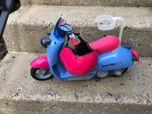 Journey girls doll scooter for Sale in Gaithersburg, MD