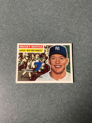 Mickey Mantle baseball card for Sale in St. Louis, MO
