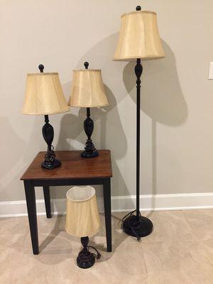 Lamp Set for Sale in Orlando, FL