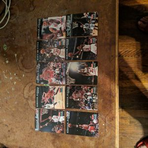 Scottie Pippen Lot Of 10 Skybox 1992 Usa Basketball Edition for Sale in Riverside, CA