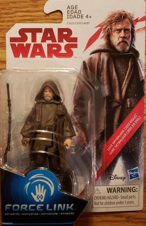 New Star Wars Luke Skywalker (Jedi Exile) Action Figure. for Sale in Apopka, FL