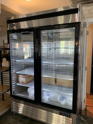 Atosa stainless steel merchandise Freezer for Sale in Houston, TX