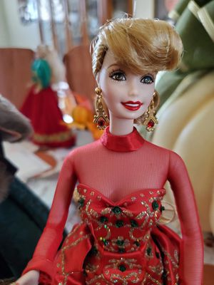 Holiday Porcelain Barbie Collection for Sale in Goodyear, AZ