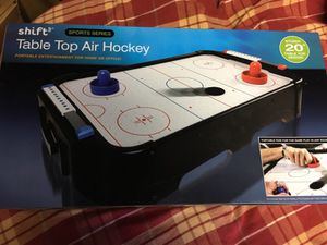"""20"""" Table Top Air Hockey for Sale in Seattle, WA"""
