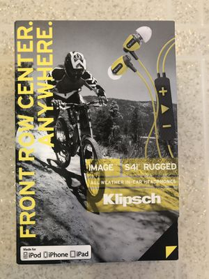 New Klipsch Image S4i Rugged for Sale in San Jose, CA