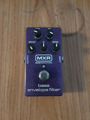 MXR M82 bass envelope for Sale in Amityville, NY
