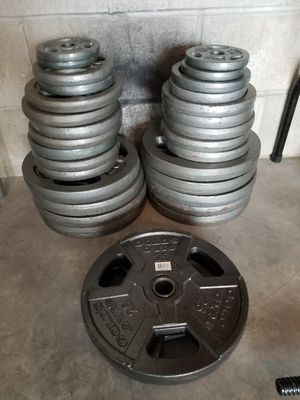 Free Weight Plates - ${link removed} for Sale in Tampa, FL