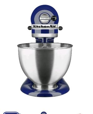 Kirchen Aid cobalt blue mixer for Sale in Lakeview, CA