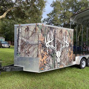 Custom Hybrid Trailer For Sale for Sale in Inverness, FL