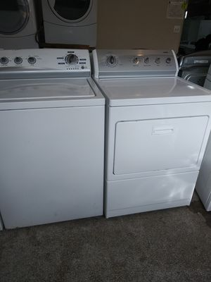 washer and dryer all everything works perfectly very clean for Sale in Hartford, CT