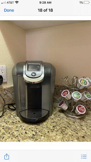 Keurig 2.0 Coffee Maker + Spindle! for Sale in Laguna Niguel, CA