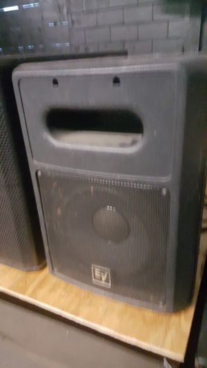 """Electro-Voice EV Sb120a Active 12"""" PA Sub Subwoofer for Sale in Orlando, FL"""