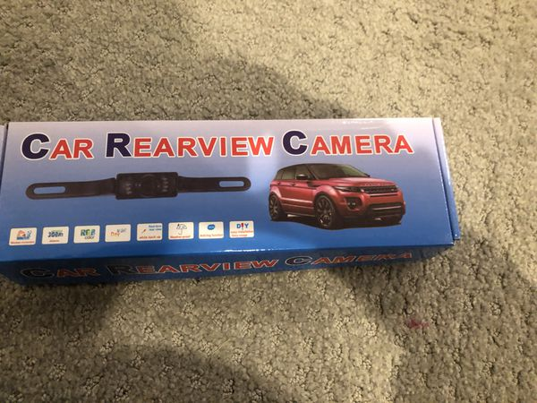 brand new Car Rear View Reversing Backup Camera Automotive with 170°Perfect View