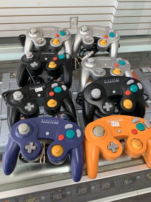 Nintendo GameCube Controls $40-$50 each Gamehogs 11am-7pm for Sale in East Los Angeles, CA