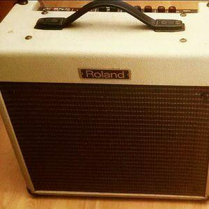 Roland Blues Cube BC-30 Blonde for Sale in Spring, TX