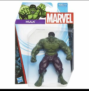 Marvel The Hulk Superhero Action for Sale in Kansas City, MO