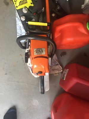 Stihl Chainsaw for Sale in Kaysville, UT