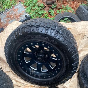 Black Friday Sale Pro Comp Rims And Tires for Sale in Snohomish, WA
