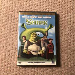 Shrek (two Disc Special Edition) Dvd for Sale in Murrieta,  CA