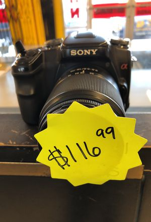 Sony camera for Sale in Phoenix, AZ