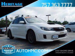 2013 Subaru Impreza Wagon WRX for Sale in Virginia Beach, VA