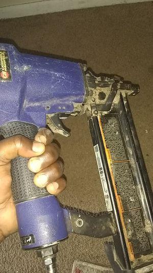 Air nail gun for Sale in Euclid, OH