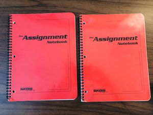 Assignment notebooks (planners) for Sale in Carrollton, TX