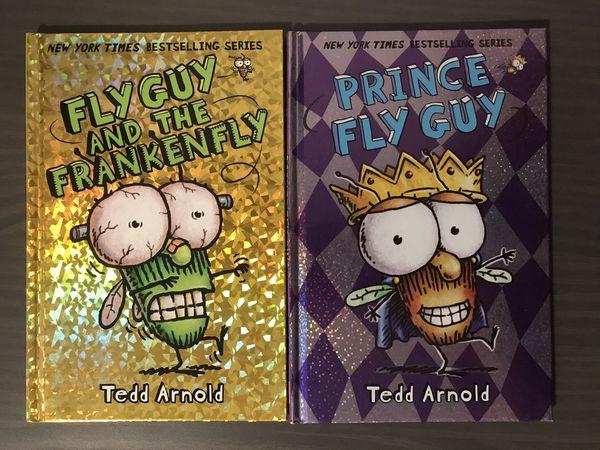 Hardcover Fly Guy books
