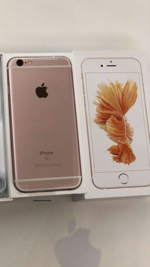 iPhone 6s Unlocked for Sale in Sugar Land, TX