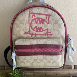 Coach Vale Rexy Medium Charlie Backpack for Sale in Katy, TX