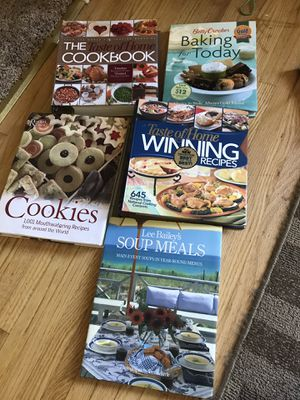 Cookbooks for Sale in Amherst, NY