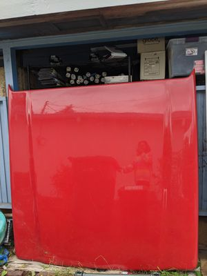 Ford F150 red truck bed cover for Sale in Bellevue, WA