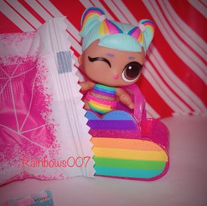 LIL Rainbow Raver LOL Surprise Doll for Sale in Miami, FL
