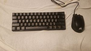 Gaming keyboard and mouse for Sale in Belleville, IL