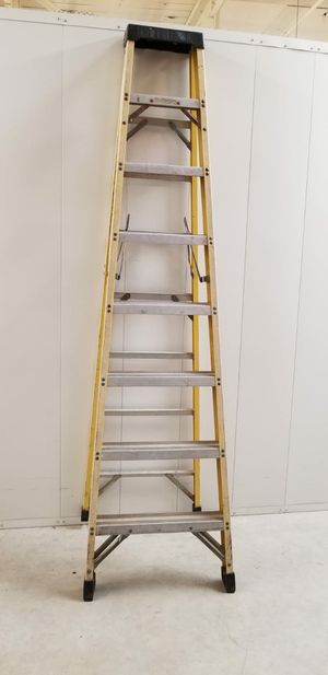 8 Ft Ladder, cleaning equipment etc... for Sale in Medford, MA