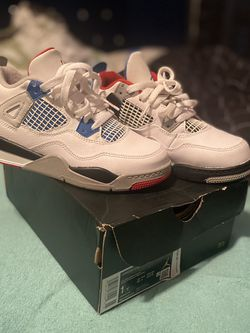 Jordan 4 Retro Low (PS) 'What The 4' for Sale in Fayetteville,  GA