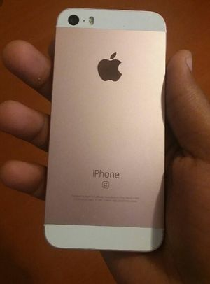 iPhone 5 SE for Sale in Apopka, FL