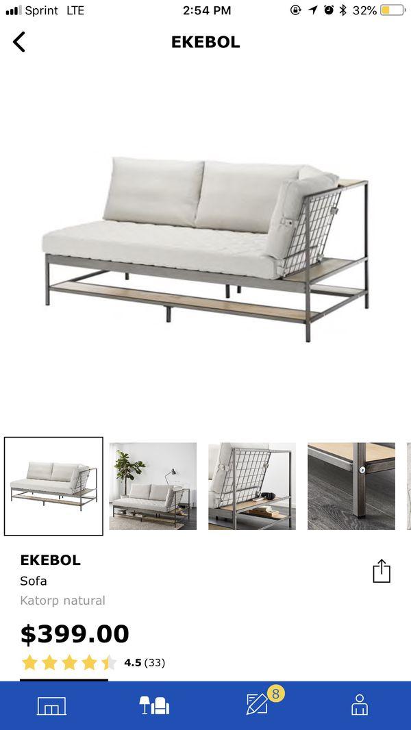 Pleasing Ikea Ekebol Sofa For Sale In Las Vegas Nv Offerup Ibusinesslaw Wood Chair Design Ideas Ibusinesslaworg