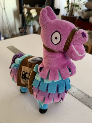 Fortnite Loot Llama Plushie for Sale in West Covina, CA