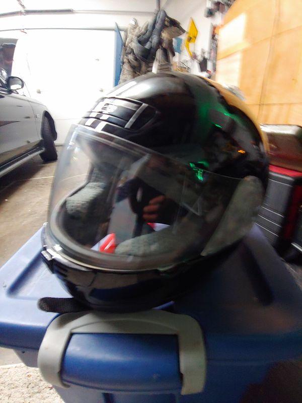 New helmet dot approved full face ventilation