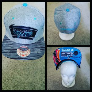 AUTHENTIC NBA BASKETBALL SNAPBACK HAT. for Sale in Washington, DC