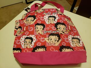 Betty boop tote bag for Sale in Las Vegas, NV