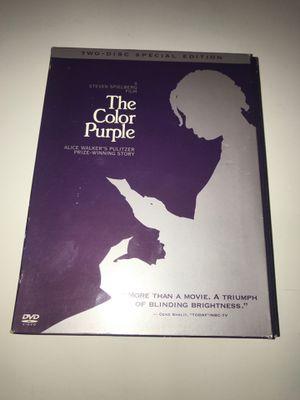 The Color Purple DVD for Sale in Corona, CA