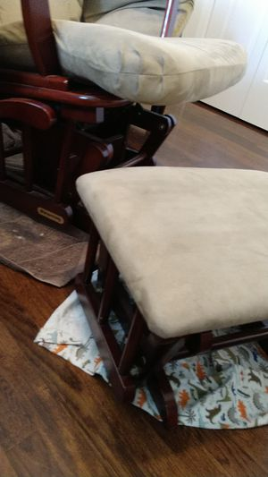 Rocking chair with ottoman for Sale in Redwood City, CA